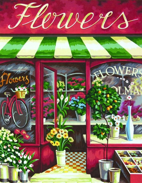 Flower Shop - Blumenladen