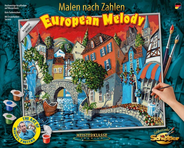 European Melody - Schipper