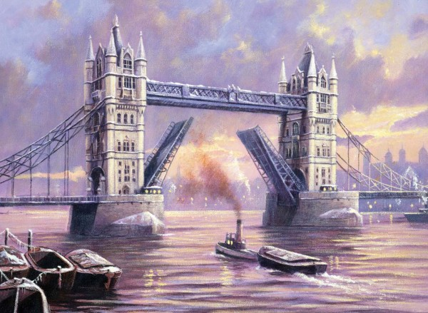 Tower Bridge - Royal & Langnickel